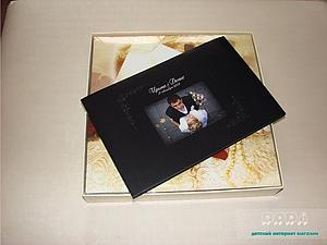 Свадебная фотокнига   Ярмарка Мастеров - ручная работа, handmade