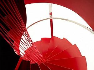Необычные лестницы в доме | Ярмарка Мастеров - ручная работа, handmade
