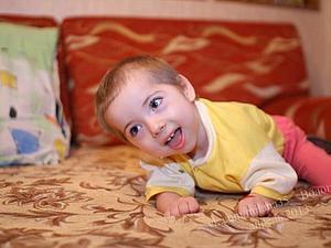 Милана Чащина, 3 года борьбы за жизнь, ДЦП, очень хочет встать на ножки!!! | Ярмарка Мастеров - ручная работа, handmade