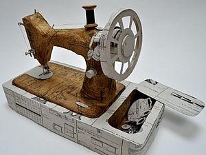 Предметы из бумаги | Ярмарка Мастеров - ручная работа, handmade