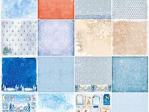 Новая коллекция от ScrapBerry's - Русская зима | Ярмарка Мастеров - ручная работа, handmade
