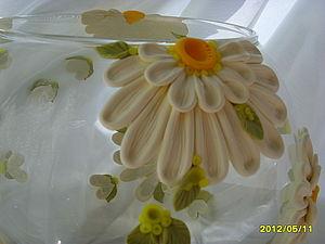Милые ромашки в день семьи любви и верности | Ярмарка Мастеров - ручная работа, handmade