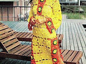 Винтажная женственность. Желтый цвет! | Ярмарка Мастеров - ручная работа, handmade