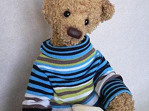 Красивый нос для мишки Тедди. | Ярмарка Мастеров - ручная работа, handmade