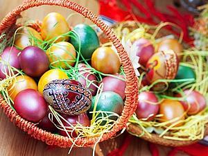 Со Светлым праздником Пасхи! | Ярмарка Мастеров - ручная работа, handmade