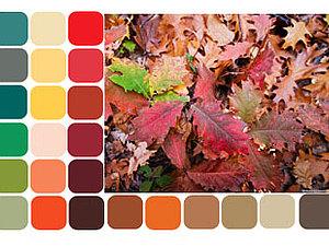 Как Определить Свой Цветотип Внешности? Тест!   Ярмарка Мастеров - ручная работа, handmade