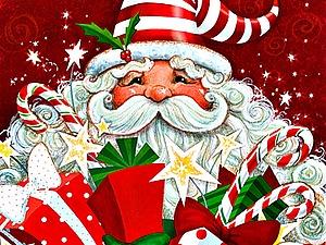 Любимое новогоднее и не только от Janet Stever! | Ярмарка Мастеров - ручная работа, handmade