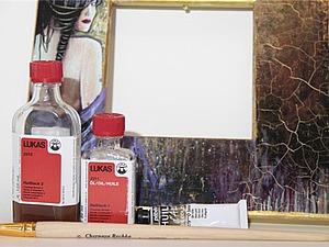 Декорируем рамки для зеркала поталью. Ярмарка Мастеров - ручная работа, handmade.