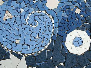 Обратный набор на примере мозаичного розона | Ярмарка Мастеров - ручная работа, handmade