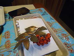История про рябину- леденящая кровь!. | Ярмарка Мастеров - ручная работа, handmade