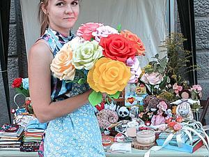 Фотоотчет с ярмарки   Ярмарка Мастеров - ручная работа, handmade