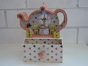 Мастерим чайный домик с нуля, без заготовки. Ярмарка Мастеров - ручная работа, handmade.