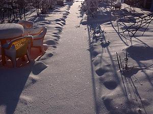 Деревня зимой... | Ярмарка Мастеров - ручная работа, handmade