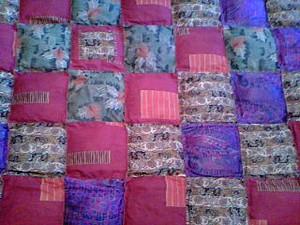 Новое одеяло старым способом | Ярмарка Мастеров - ручная работа, handmade