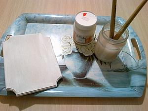 Если очень хочется, то надо делать: декупаж для «чайников» | Ярмарка Мастеров - ручная работа, handmade