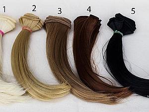 Поступление волос для кукол | Ярмарка Мастеров - ручная работа, handmade