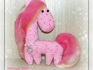Подарочная лошадка | Ярмарка Мастеров - ручная работа, handmade