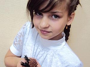 Новогодний магнит с веточкой из холодного фарфора - МК для детей и их родителей   Ярмарка Мастеров - ручная работа, handmade