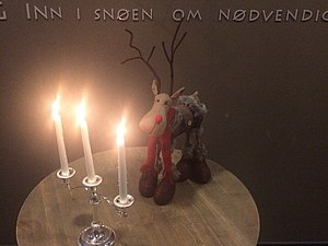 Новогодние каникулы в Норвегии | Ярмарка Мастеров - ручная работа, handmade