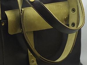 Первая моя сумка трансформер. | Ярмарка Мастеров - ручная работа, handmade