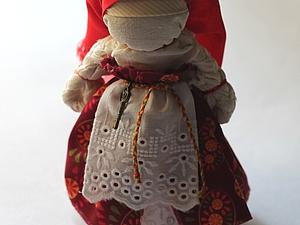 Народная кукла по мотивам Тульской Барыни, handmade