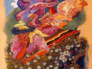 Картины Юрия Богатырева. | Ярмарка Мастеров - ручная работа, handmade