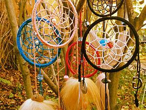 о ловцах снов | Ярмарка Мастеров - ручная работа, handmade