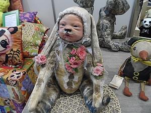 Фото с выставки КуклаЯ | Ярмарка Мастеров - ручная работа, handmade