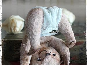 МК Маленький Новорожденный Медвежонок   Ярмарка Мастеров - ручная работа, handmade