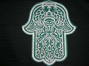 Хамса-оберег и защитный амулет | Ярмарка Мастеров - ручная работа, handmade