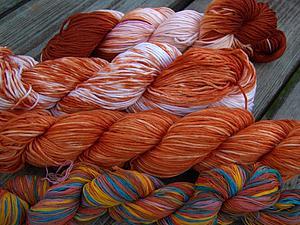 Игрушки из многоцветной пряжи! продолжение акции   Ярмарка Мастеров - ручная работа, handmade