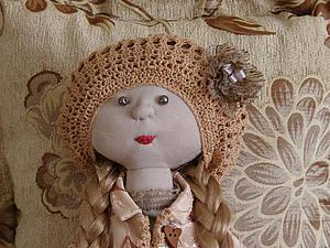 Моя любимая кукла   Ярмарка Мастеров - ручная работа, handmade