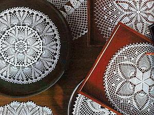 Салфетки в современном интерьере | Ярмарка Мастеров - ручная работа, handmade