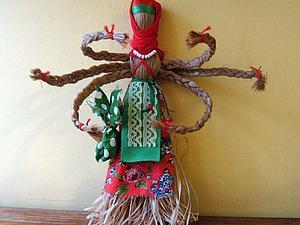 Обережная кукла Десятиручка (и Филипповка)   Ярмарка Мастеров - ручная работа, handmade