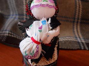 Шьем народную куклу. Подорожница. Ярмарка Мастеров - ручная работа, handmade.