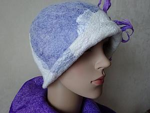 Весенняя  распродажа! Валяные шапочки со скидкой 20%. | Ярмарка Мастеров - ручная работа, handmade