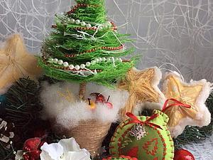 Скоро - скоро Новый год! Конфетка! Два приза! | Ярмарка Мастеров - ручная работа, handmade