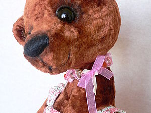 Создаем своего мишку Тедди. А может быть слона, почему бы и нет. | Ярмарка Мастеров - ручная работа, handmade