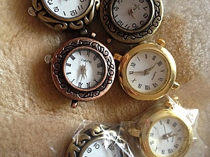 Подскажите где купить основу для часов! | Ярмарка Мастеров - ручная работа, handmade