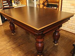 Прератите бильярдный стол  в обеденный и наоборот!   Ярмарка Мастеров - ручная работа, handmade