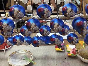 Стеклянная сказка ручной работы | Ярмарка Мастеров - ручная работа, handmade