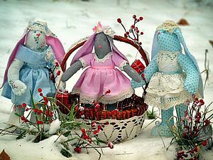 Милые игрушки - Карелиных. | Ярмарка Мастеров - ручная работа, handmade