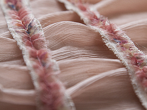 Шьем декоративную тесьму, handmade