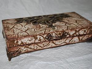 Имитация чеканки на камне | Ярмарка Мастеров - ручная работа, handmade