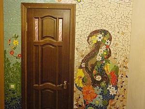 Мозаика в домашнем интерьере | Ярмарка Мастеров - ручная работа, handmade