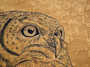 Осенняя коллекция рисунков (графика)! | Ярмарка Мастеров - ручная работа, handmade
