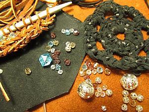 Вязание кожей | Ярмарка Мастеров - ручная работа, handmade