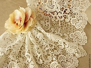 Снова в продаже плетёное кружево   Ярмарка Мастеров - ручная работа, handmade