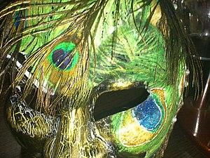 Декорирование Венецианской маски