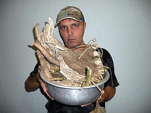 Хрен с берегов Енисея   Ярмарка Мастеров - ручная работа, handmade